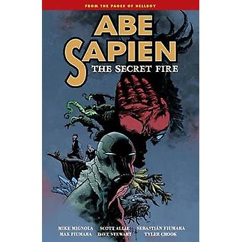 Abe Sapien Volume 7 - The Secret Fire by Mike Mignola - Scott Allie -