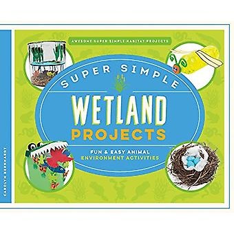 Super Simple Wetland Projects - Fun & Easy Animal Environment Activiti