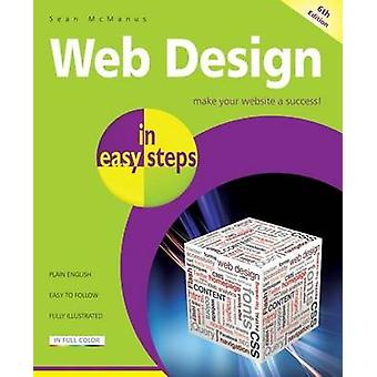 Web Design in Easy Steps (6th Revised edition) by Sean McManus - 9781