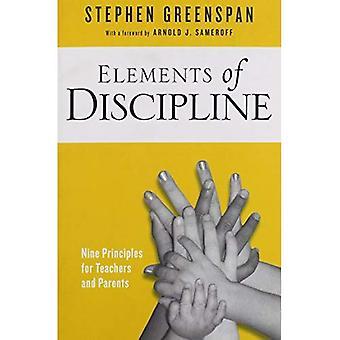 Elemente der Disziplin