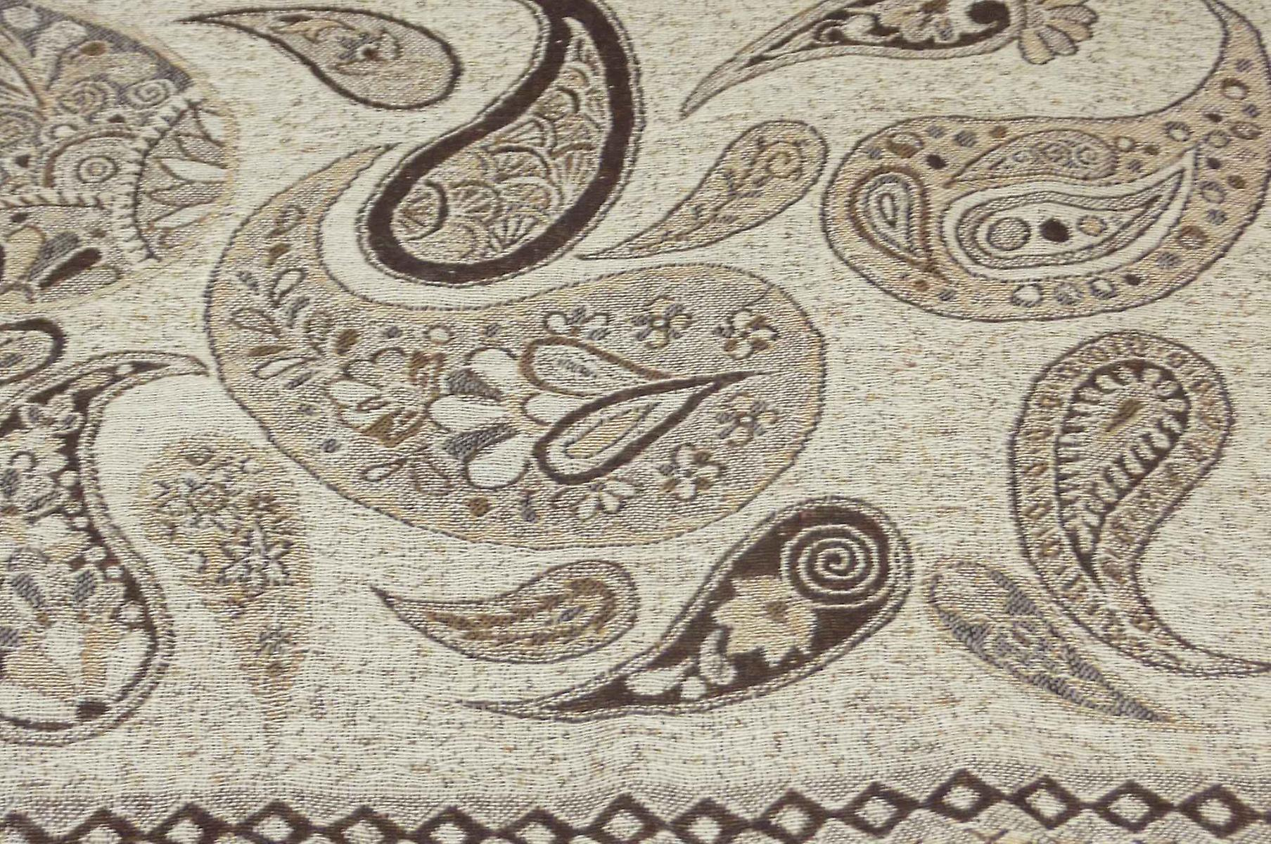 Muffler Scarf 4003 in Fine Pashmina Wool Heritage Range by Pashmina & Silk