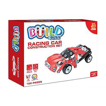 Rennwagen-Konstruktionsset Spielzeug