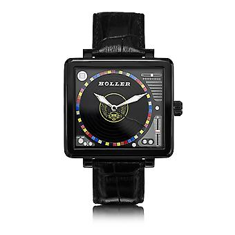 Holler techno fekete Watch HLW2350-3