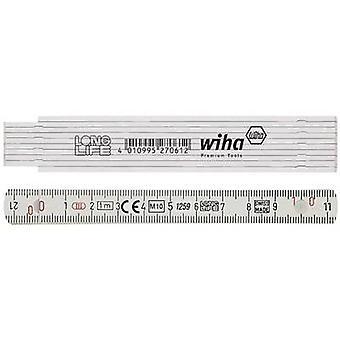 Wiha Longlife 27062 Yardstick 1 m Polyamide