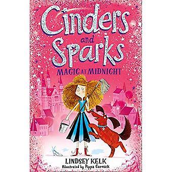 Cinders og Sparks: Magic ved midnat