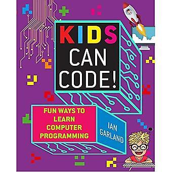 Barn kan kod: roliga sätt att lära sig dator programmering