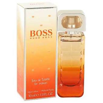 Boss Orange Sunset By Hugo Boss Eau De Toilette Spray 1 Oz (women) V728-501661