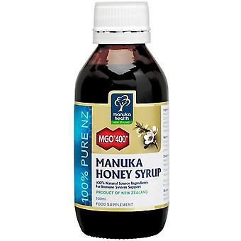 Manuka Health MGO 400+ Manuka Honey Syrup 100ml (MAN017)