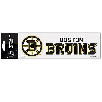 Wincraft merket 8x25cm - NHL Boston Bruins