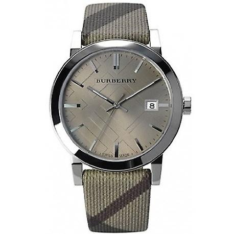 Burberry Bu9023 Ladies1300 Series Brown Watch