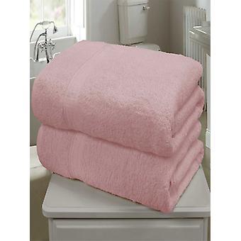 Royal Kensington 2 Pièce Serviette Bale Pink