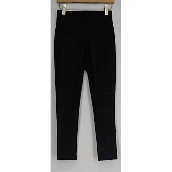 Afslanken opties voor Kate & Mallory leggings hoge dichtheid Knit paars A427539
