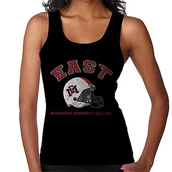 East Mississippi Community College Light Helmet Women's Vest