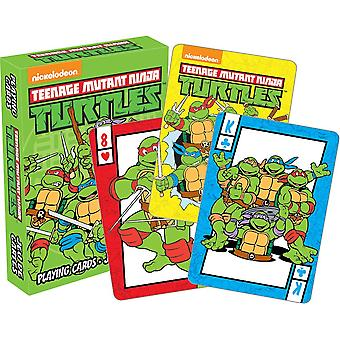Playing Card - TMNT - Poker 52490