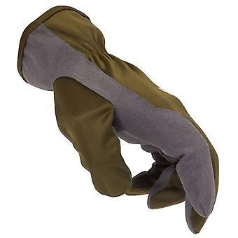 Stocker garden Work Gloves Size 11 / Xl - Verde Oliva (Garden , Gardening , Tools)