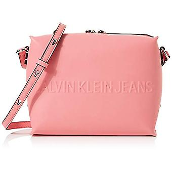 Calvin Klein Box Camera Bag - Borse per PC portatili Donna Rosa (Pop Pink) 1x1x1 cm (W x H L)