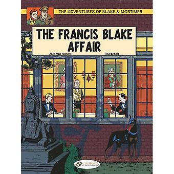 The Adventures of Blake and Mortimer - v. 4 - The Francis Blake Affair