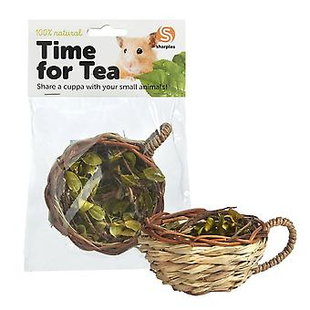Sharples Time for Tea Natural pureskella