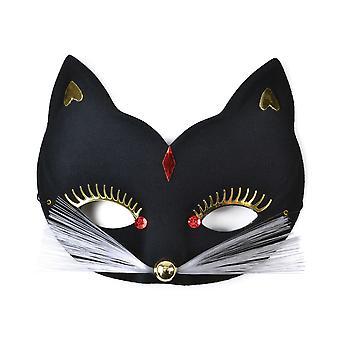 Bristol uutuus Unisex aikuisten timantti kissa silmä naamio
