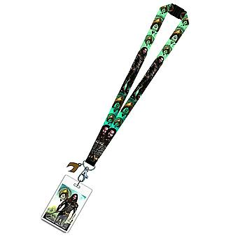 Aquaman DC Comics Movie Design Lanyard
