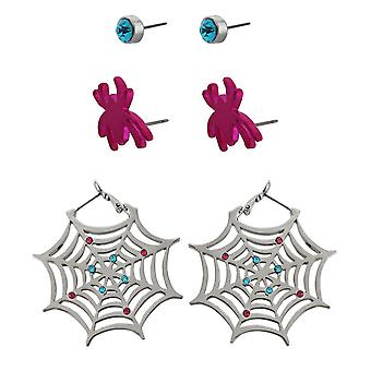 Spider-Gwen 3 Pack Earring Set