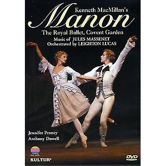 Manon - Manon [DVD] USA import