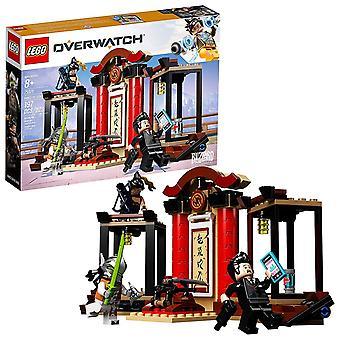 LEGO Overwatch-Hanzo vs. Genji