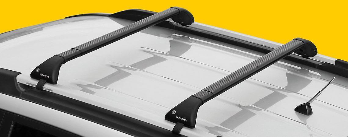 Geländer Dachträger ab Volkswagen TIGUAN ALLSPACE 2017