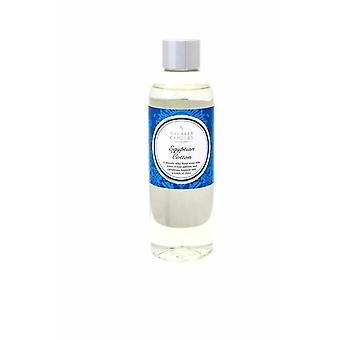 Diffuser Refill 200ml Egyptian Cotton by Shearer Candles