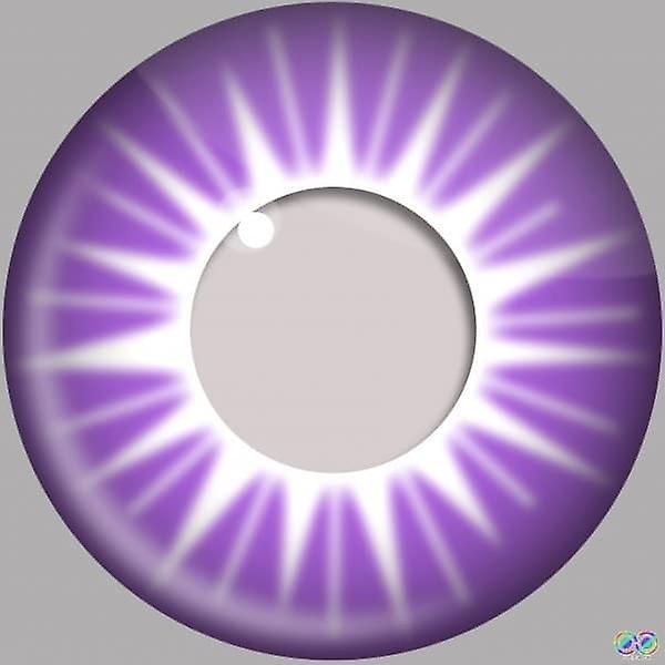 Starburst Contact Lenses (Pair)