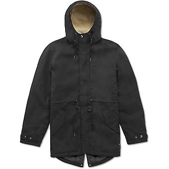 Etnies Tennesy Parka Jacket in Black