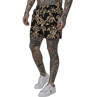 Sik Silk standaard zwem shorts Navy/Venetiaans 86