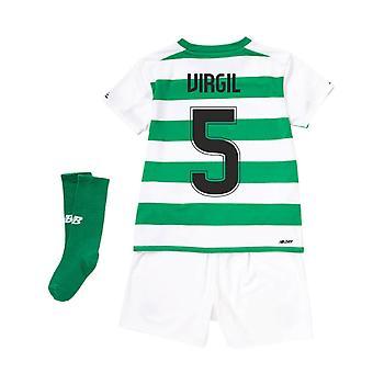 2019-2020 Keltische Home kleine jongens Mini Kit (Virgil 5)