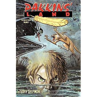 Pakkins land volume 2 door Shipman & Gary
