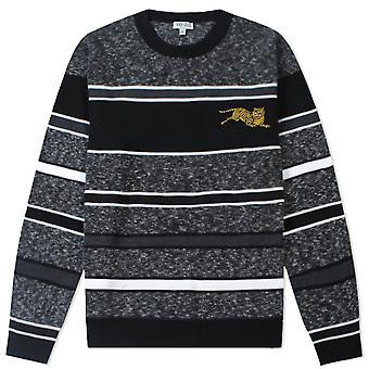Kenzo Jumping Tiger Knitted Jumper