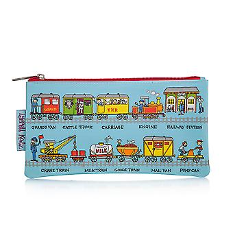 Tyrrell Katz Trains Design Pencil Case
