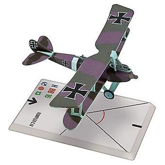Rumpler C.IV (Luftstreitkräfte 8256): Wings of Glory