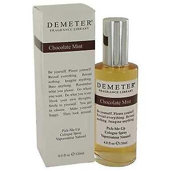 Demeter choklad Mint av Demeter Cologne spray 4 oz (damer) V728-426376