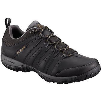 Columbia Woodburn II Vedenpitävä 1553001010 universal ympäri vuoden miesten kengät