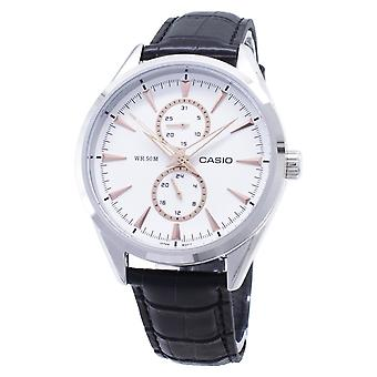 Casio Enticer MTP-SW340L-7AV MTPSW340L-7AV Quartz Men's Watch
