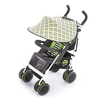 Chipolino Universal Sun Screen Stroller Pixel,Protection from Sun, Wind, Dust