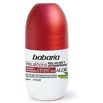 Babaria Roll On Deodorant Skins Atopicas 50 ml