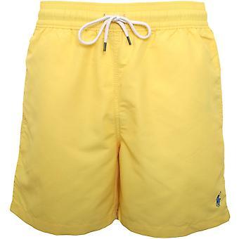 Polo Ralph Lauren Traveller Badeshorts, Sonnenfisch gelb