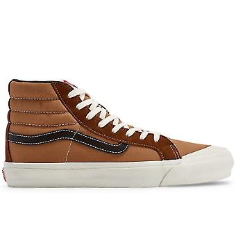OG Style 138 LX Coffee Sneakers