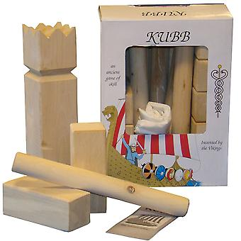Bex Sport Kubb Birch Outdoor Garden Game