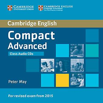 Compact Advanced Class Audio CDs 2 by Peter May