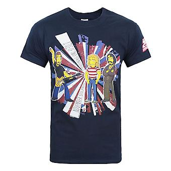 Simpsons The Who Men's T-Shirt