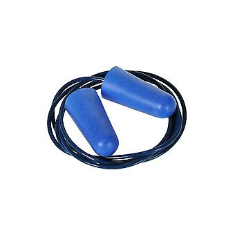 Portwest detectable corded pu ear plug (200 pairs) ep30