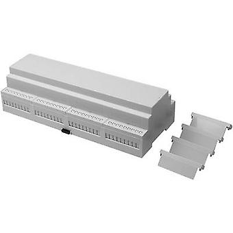 Axxatronic CNMB-12-KIT-CON DIN rail casing 90 x 210 x 58 Polycarbonate (PC) 1 pc(s)