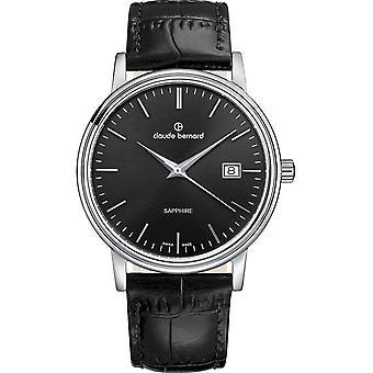 Claude Bernard - Watch - Men - Classic Gents 42mm - 53009 3 NIN